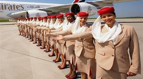 تعلن مجموعة طيران الامارات عن حاجتها للشباب من الجنسين جميع المؤهلات